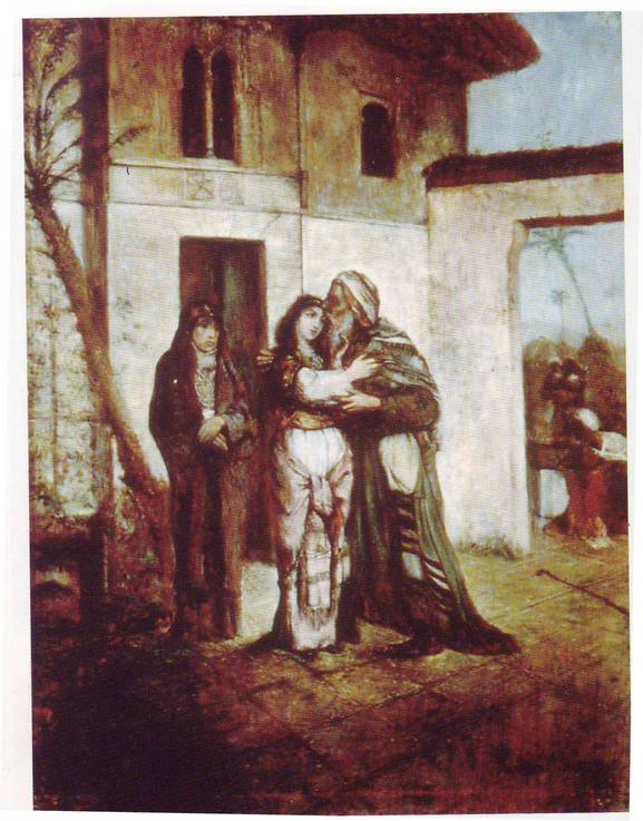 Gottlieb-Recha_Welcoming_Her_Father_1877