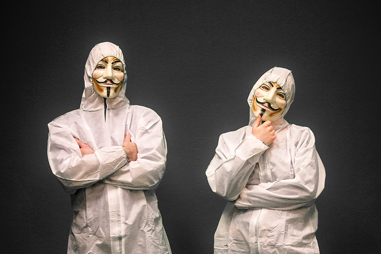 "Ohne Identiät: ""Insight Men"" von ""AnonymoUS"" beim unidram - Foto: promo / AnonymoUS"