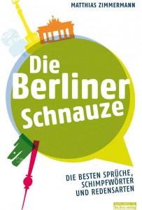 Buch Berliner Schnauze