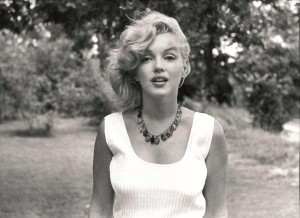 2. Marilyn Monroe Amangansett New York 1957